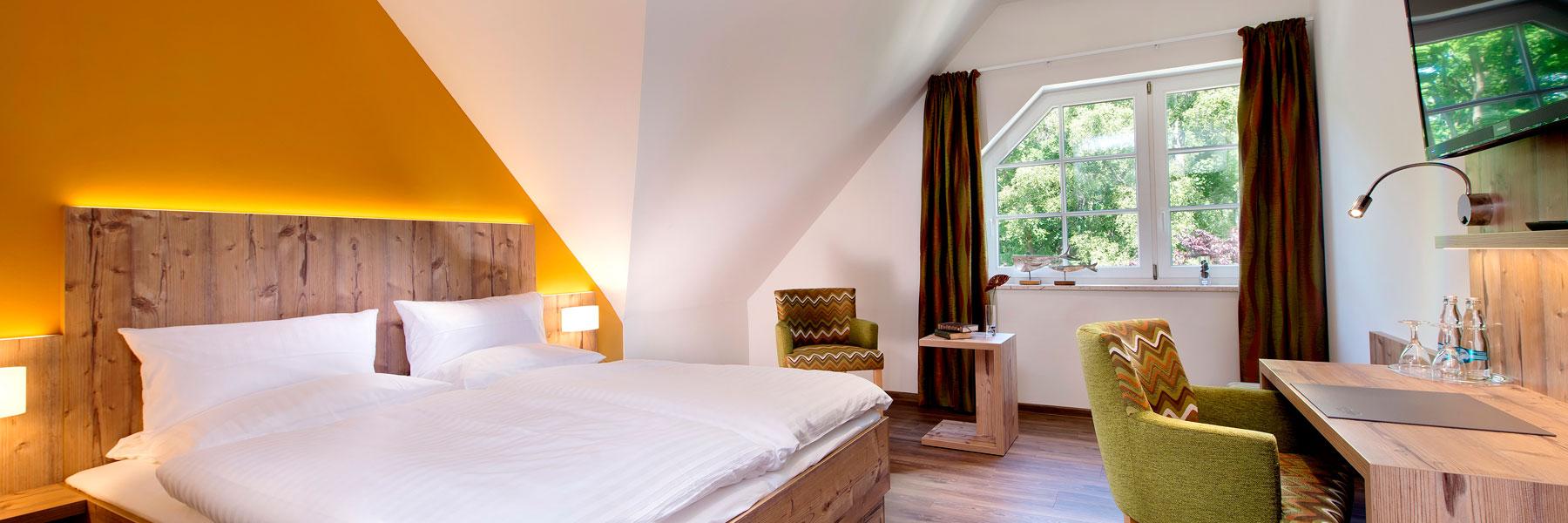 Zimmeransicht - Hotel Susewind