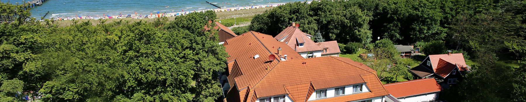 Hotel schmal - Hotel Haus am Meer