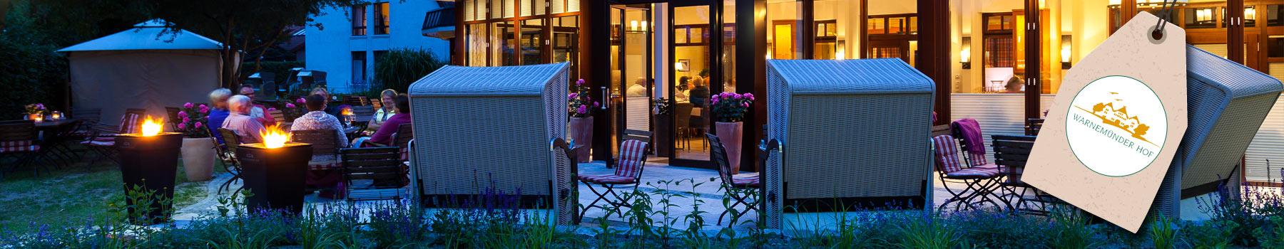 Angebote schmal - Hotel Warnemünder Hof