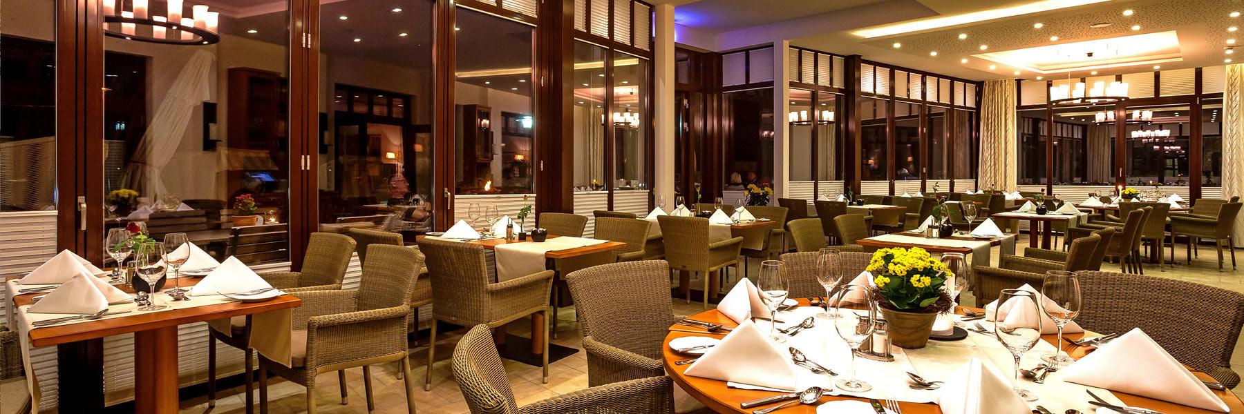 Restaurant - Hotel Warnemünder Hof