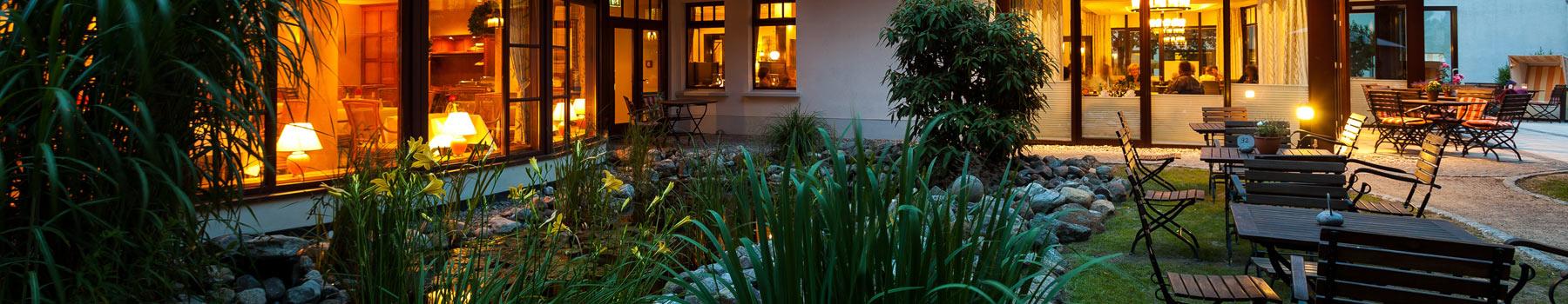 Service schmal - Hotel Warnemünder Hof