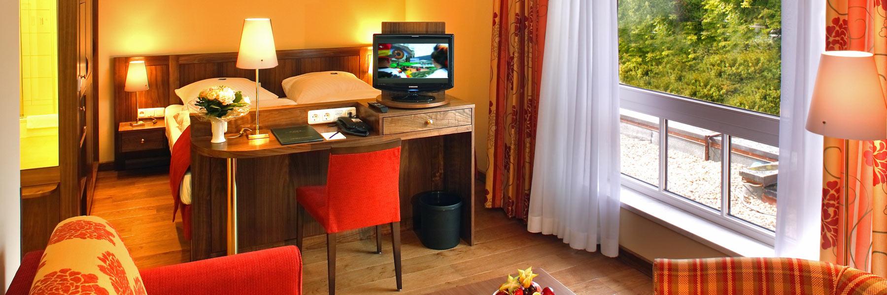 Zimmer - Hotel Warnemünder Hof