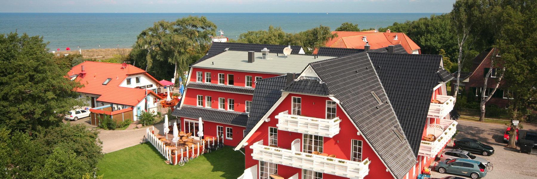 Hotel - Strandhotel Deichgraf Graal-Müritz