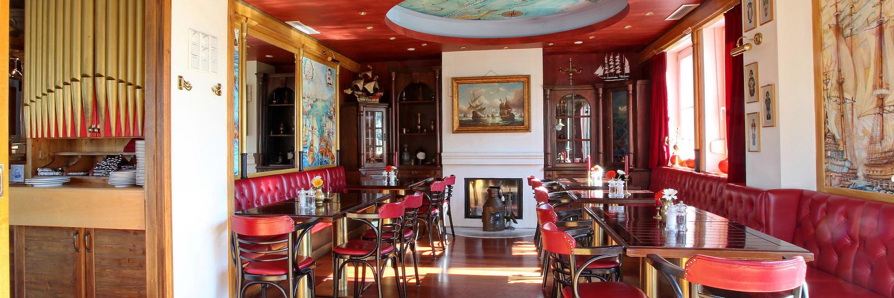 Restaurant - Strandhotel Deichgraf Graal-Müritz