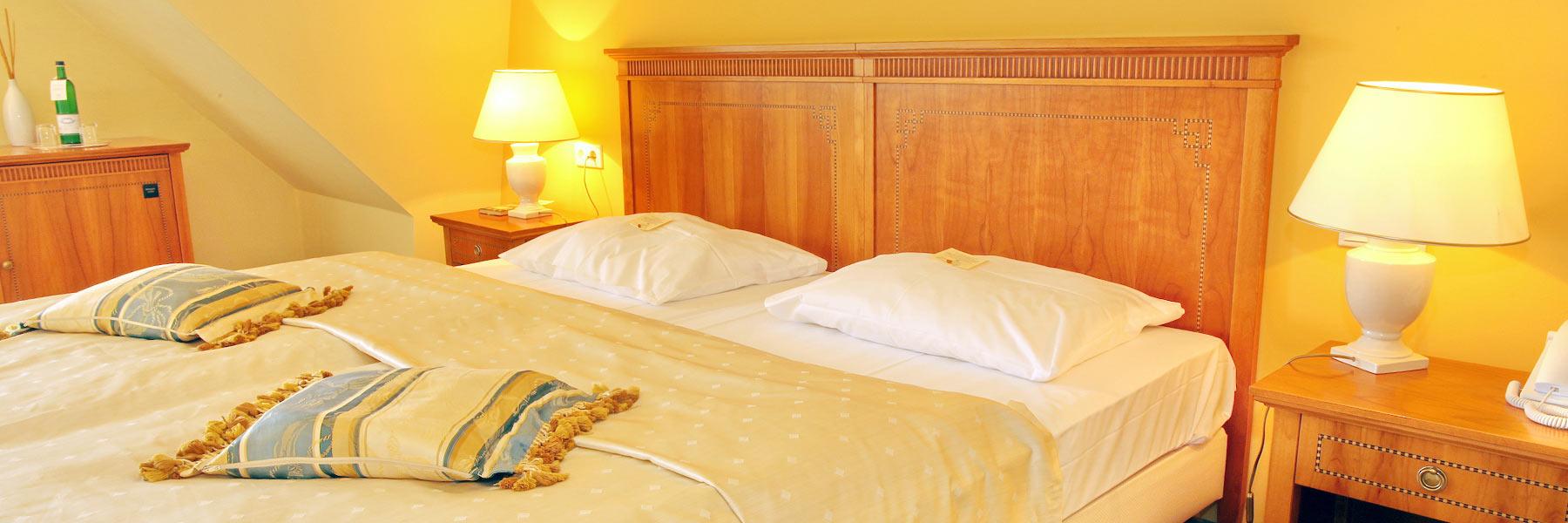 Zimmer - Strandhotel Deichgraf Graal-Müritz