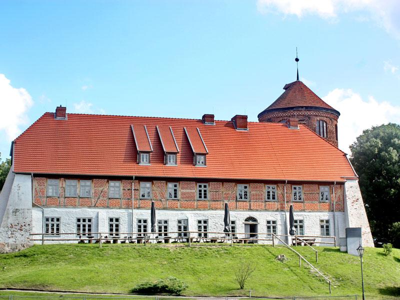 Burg von Neustadt-Glewe