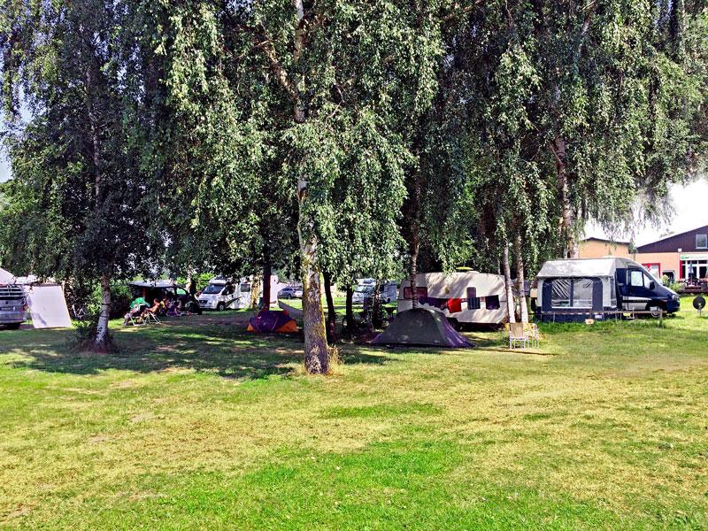 Naturcampingplatz Lassan
