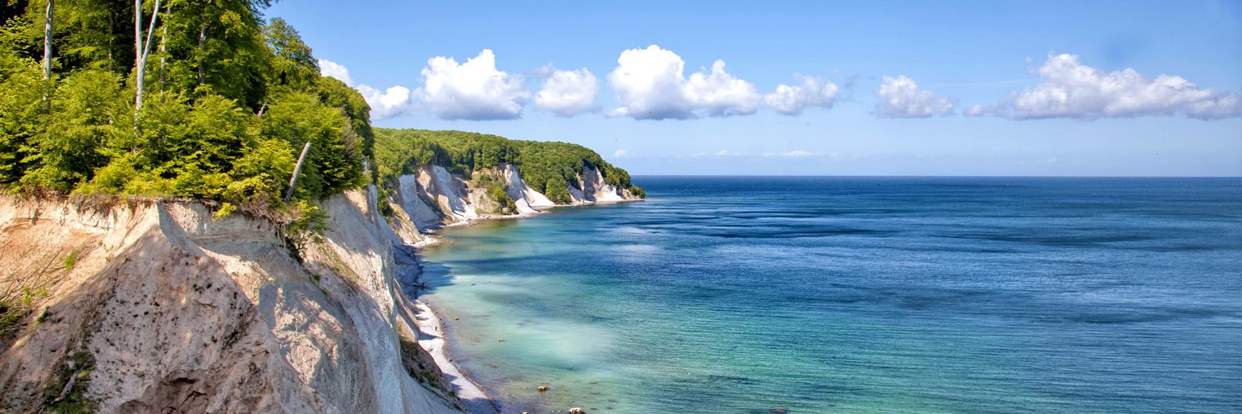 Kreideküste - Halbinsel Jasmund