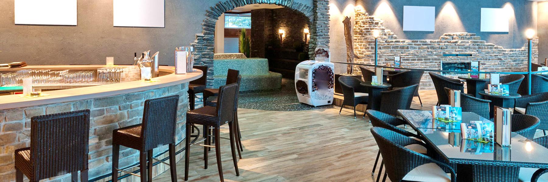 Frühstücksraum - Casilino Hotel A24 Wittenburg