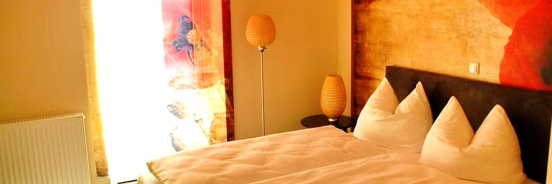 Restaurant Außenansicht - Casilino Hotel A20