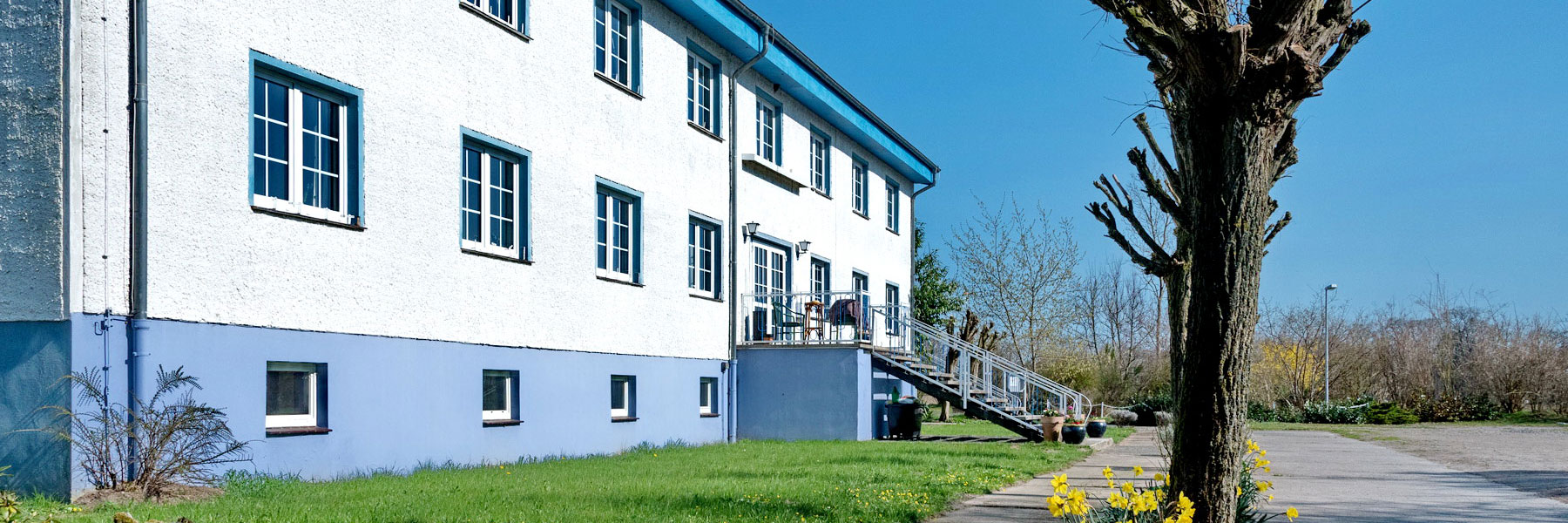 Außenansicht - Hotel Haus ÜberLand