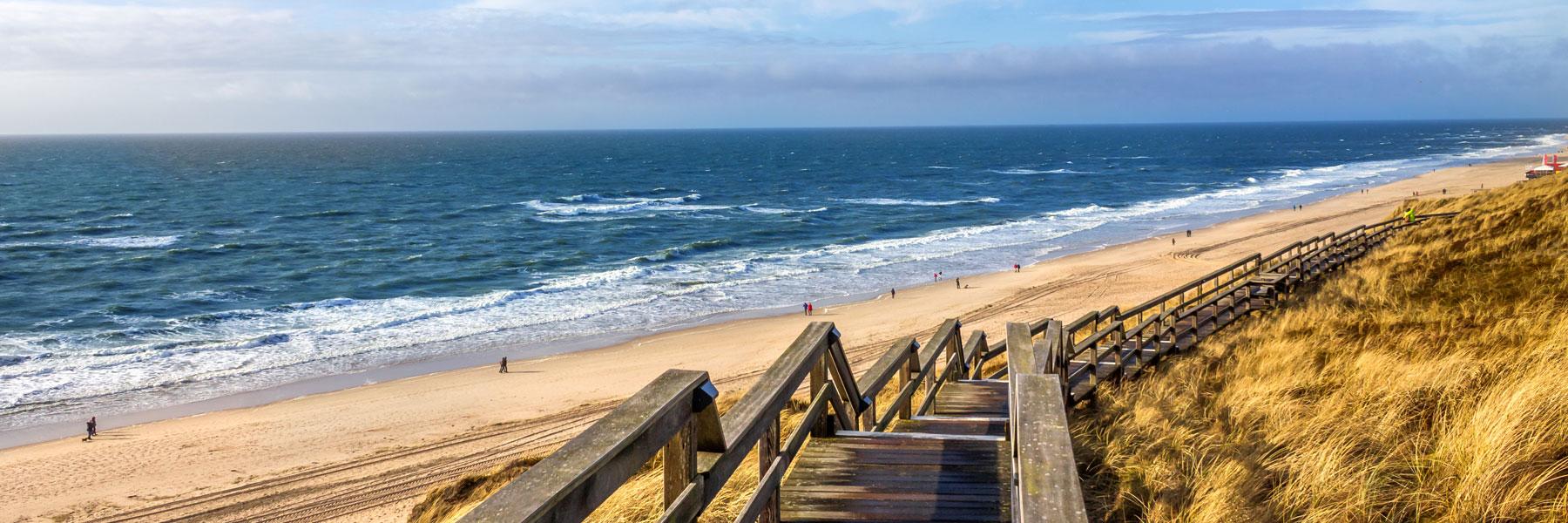 Strandzugang - Sylt