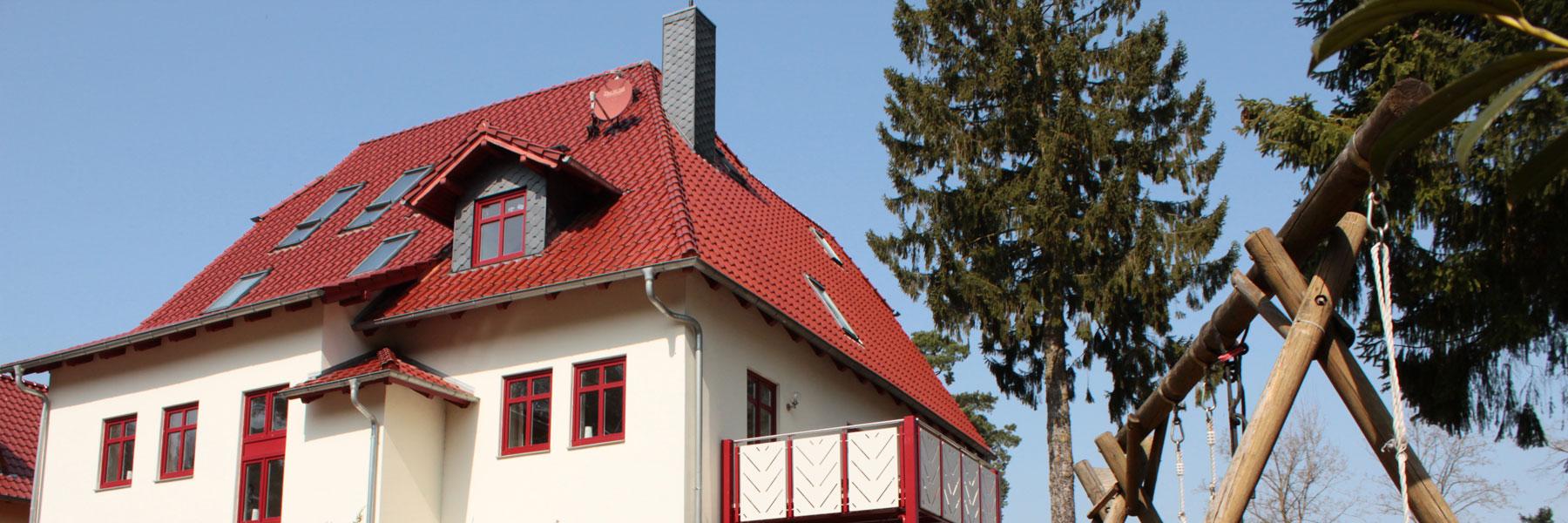 Hausansicht - Villa Zollernhöhe