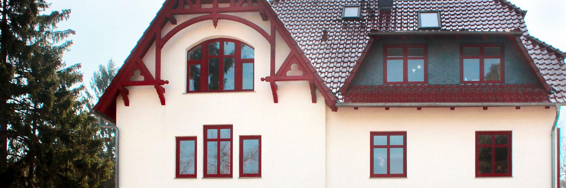 Nordseite - Villa Zollernhöhe