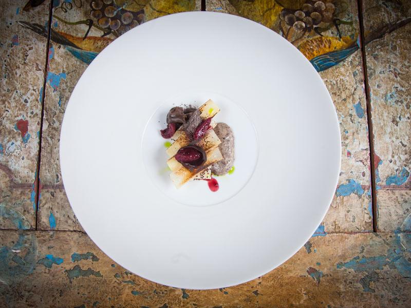 ©Christian Kielmann | Daniel Schmidthalers täglich wechselnde Menüs überzeugen jeden Gourmet.