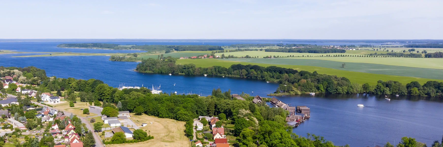Müritz - Mecklenburgische Seenplatte