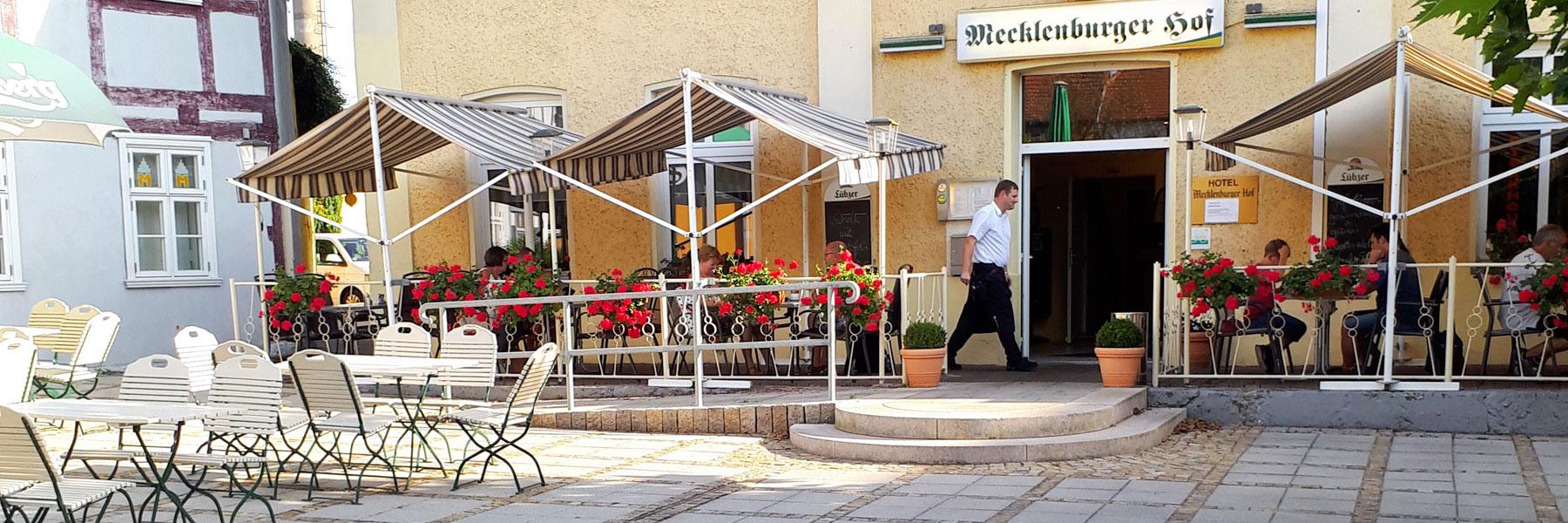 Außenansicht - Mecklenburger Hof