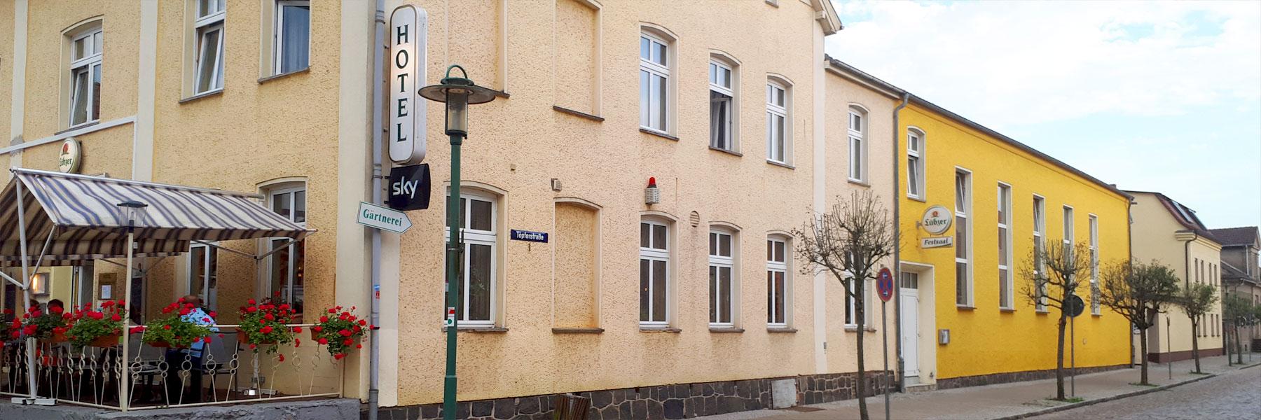 Festsaal - Mecklenburger Hof