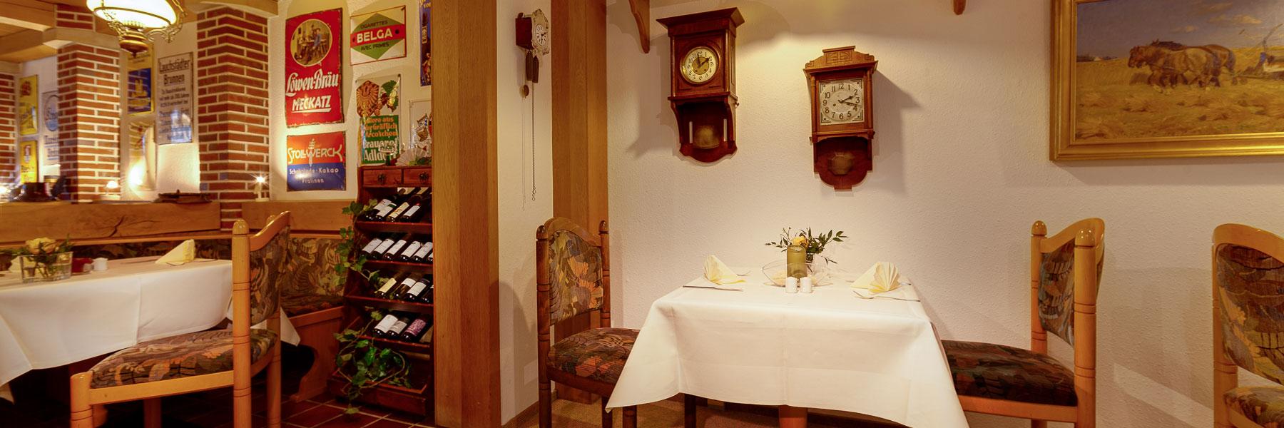 Restaurant - Hotel Horizont