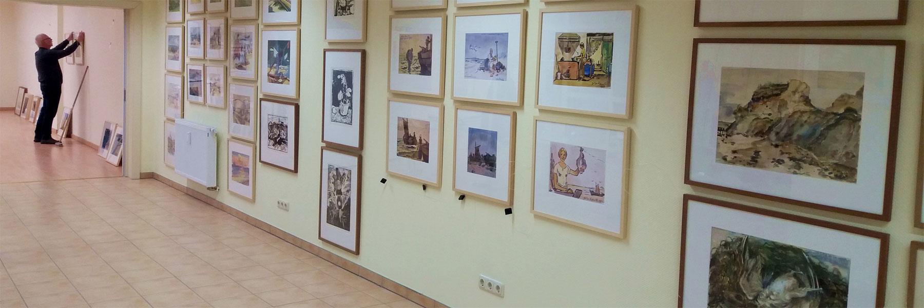 Galerie - Koserower Kunstsalon