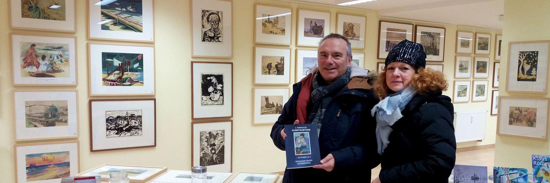 Publikationen - Koserower Kunstsalon