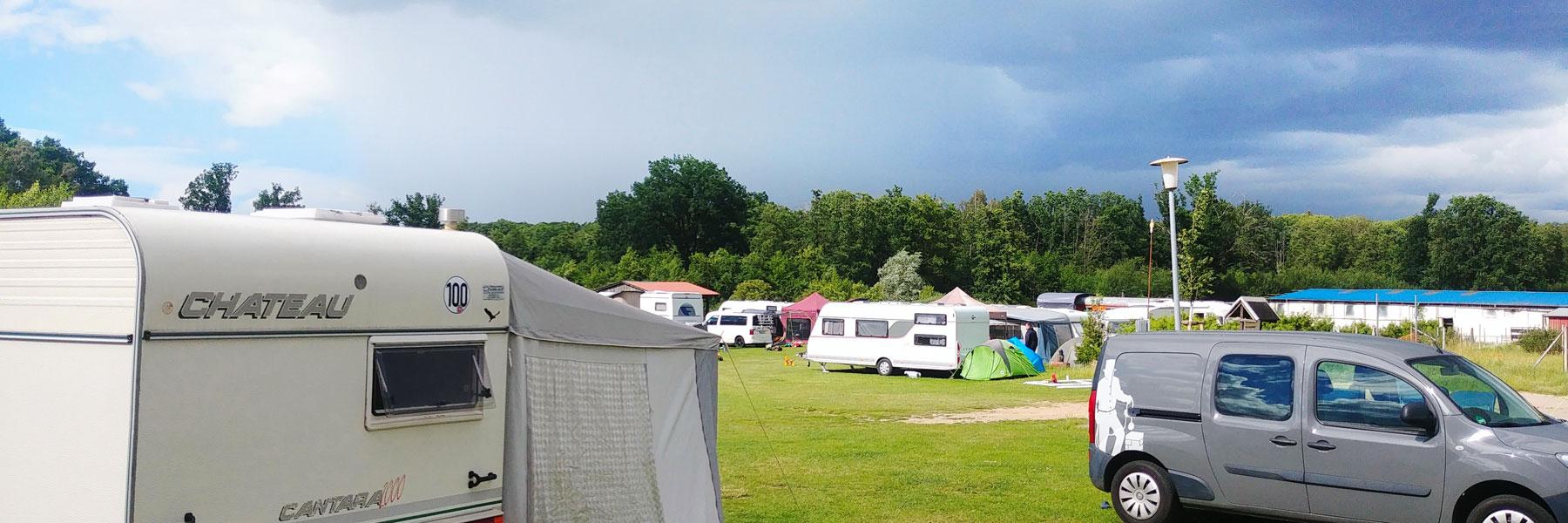 Wohnmobile - Camping Sabines Bauernhof