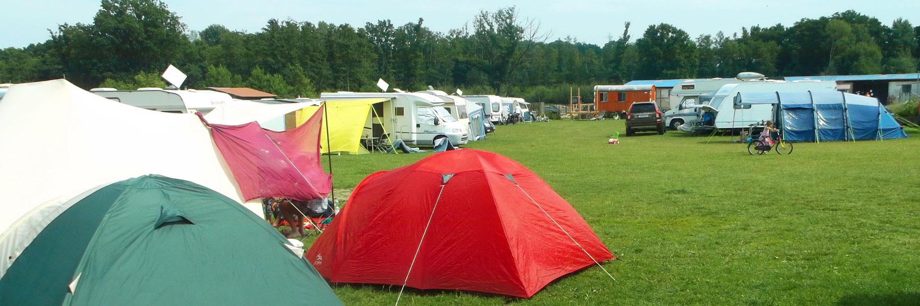 Zeltplatz - Camping Sabines Bauernhof