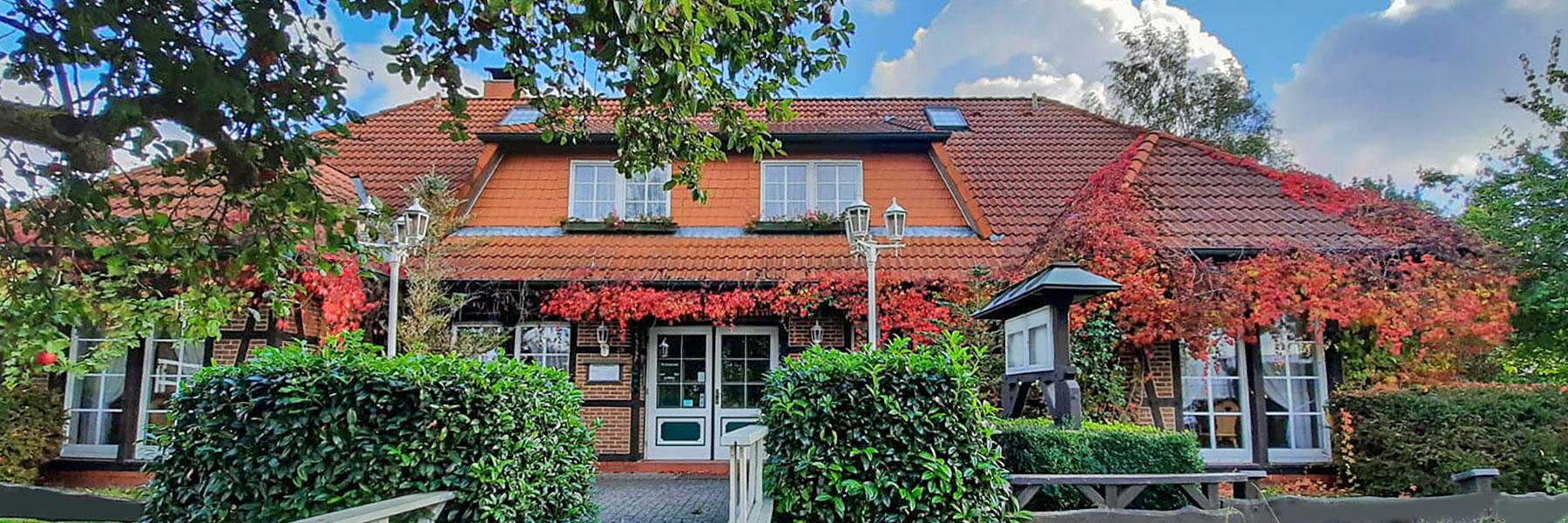 Aussenansicht - Landhaus Schwerin