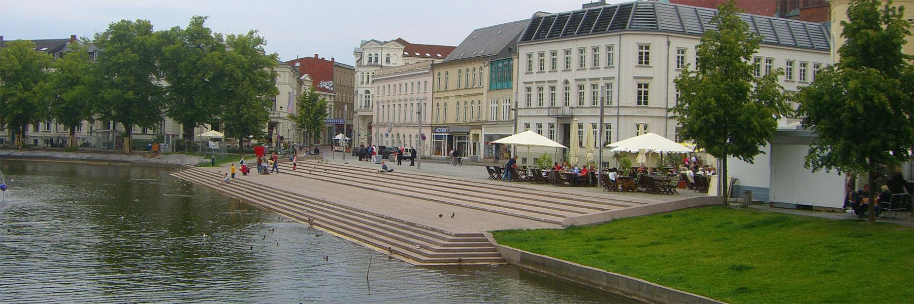 Pfaffenteich - Landhaus Schwerin