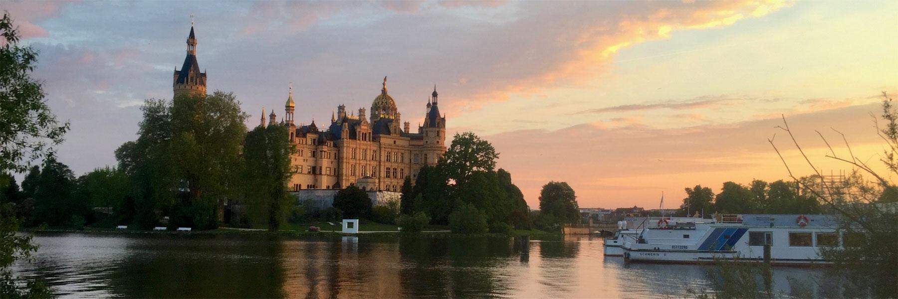 Schloss - Landhaus Schwerin